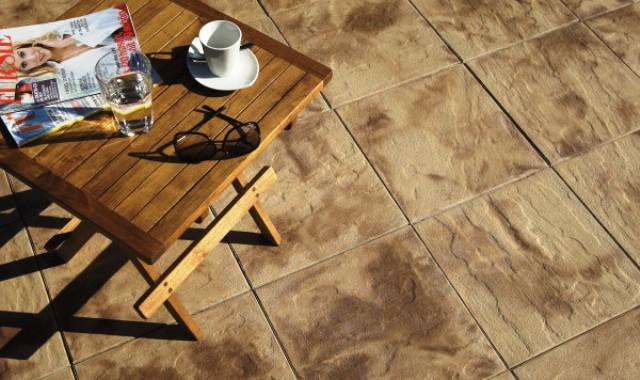 Semmelrock Carat Style járólap homok-barna szín