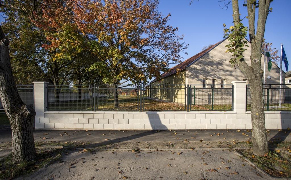 Leier Modern kerítéskő
