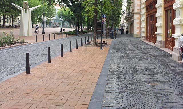 Semmelrock Arte Pest-Buda kockakő