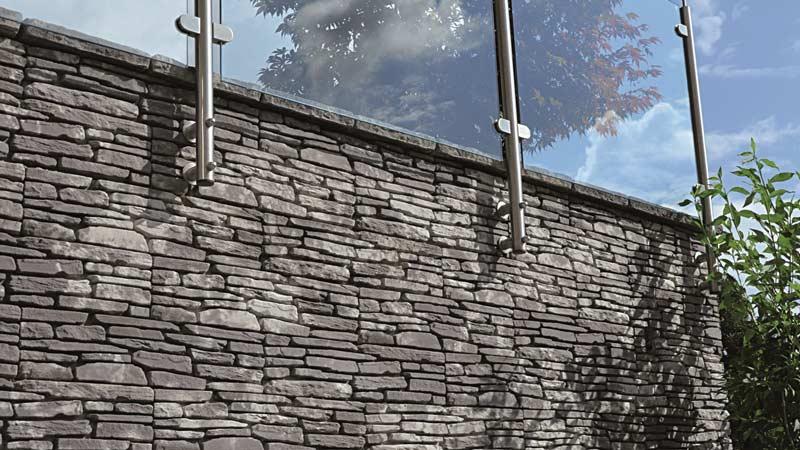 Semmelrock Bradstone Milldale falrendszer