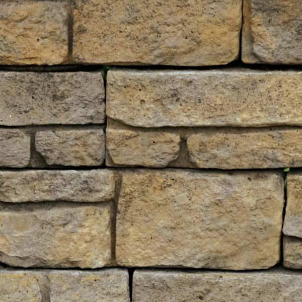 Semmelrock Bradstone Mountain Block falrendszer sárgásszürke