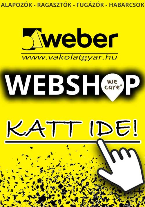 Weber webshop