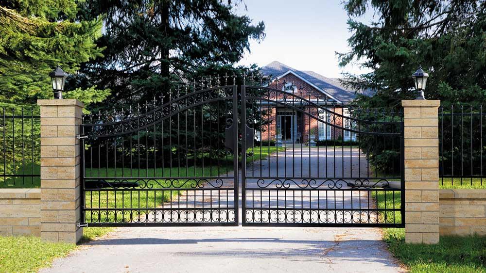 Semmelrock Bellamonte kerítés