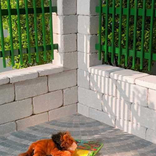Leier Antik kerítéskő