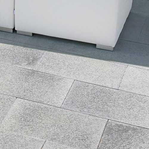 Semmelrock Umbriano lap 60x30x3,8 cm - gránitszürke-fehér
