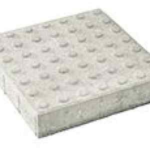 Semmelrock termékek vakok és gyengénlátok számára  20x20x8