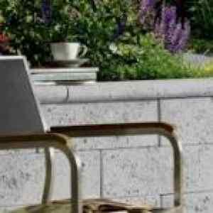 Semmelrock Bradstone Argento normálkő - 40 x 20 x 15 cm