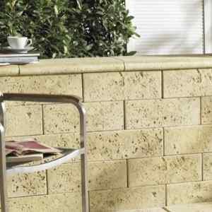 Semmelrock Bradstone Travero homokkő melírozott oszlop fedkő