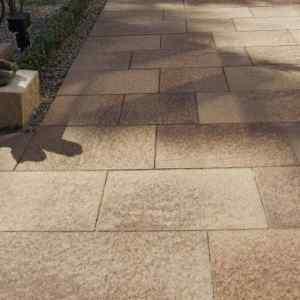 Semmelrock Umbriano térkő 50 x 50 x 8 cm beige-barna
