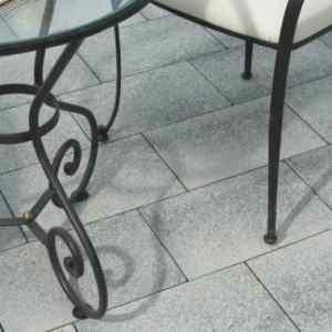 Semmelrock Umbriano térkő 50 x 25 x 8 cm gránitszürke-fehér