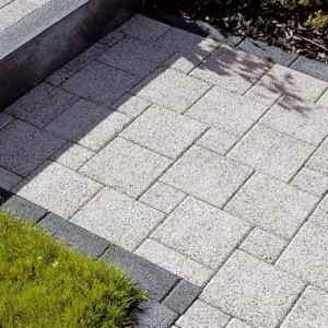 Semmelrock La Linia térkő 10 x 10 x 8 cm bazaltantracit