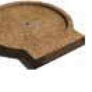 Leier Dianabad kerti zuhanytálca 81 X 81 cm