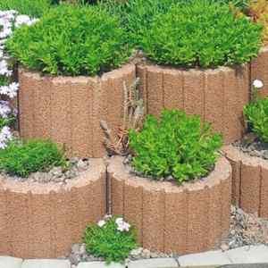 Semmelrock szürke mini növényedény