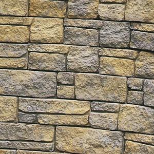 Semmelrock Bradstone Mountain Block sárgásszürke normálkő