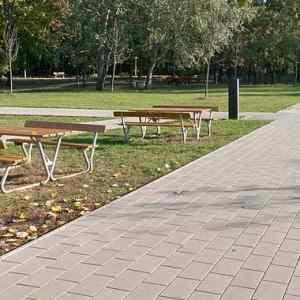 Semmelrock Citytop térkő 30 x 20 x 8 cm szürke