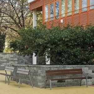 Semmelrock Castello szürke-fekete kerítés fedlap